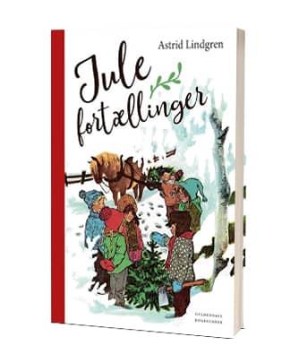 'Julefortællinger' af Astrid Lindgren - Saxo