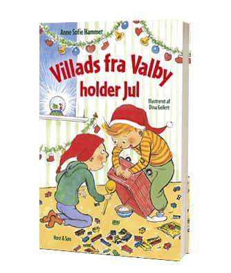 Læs 'Villads fra Valby holder jul' i december 2020