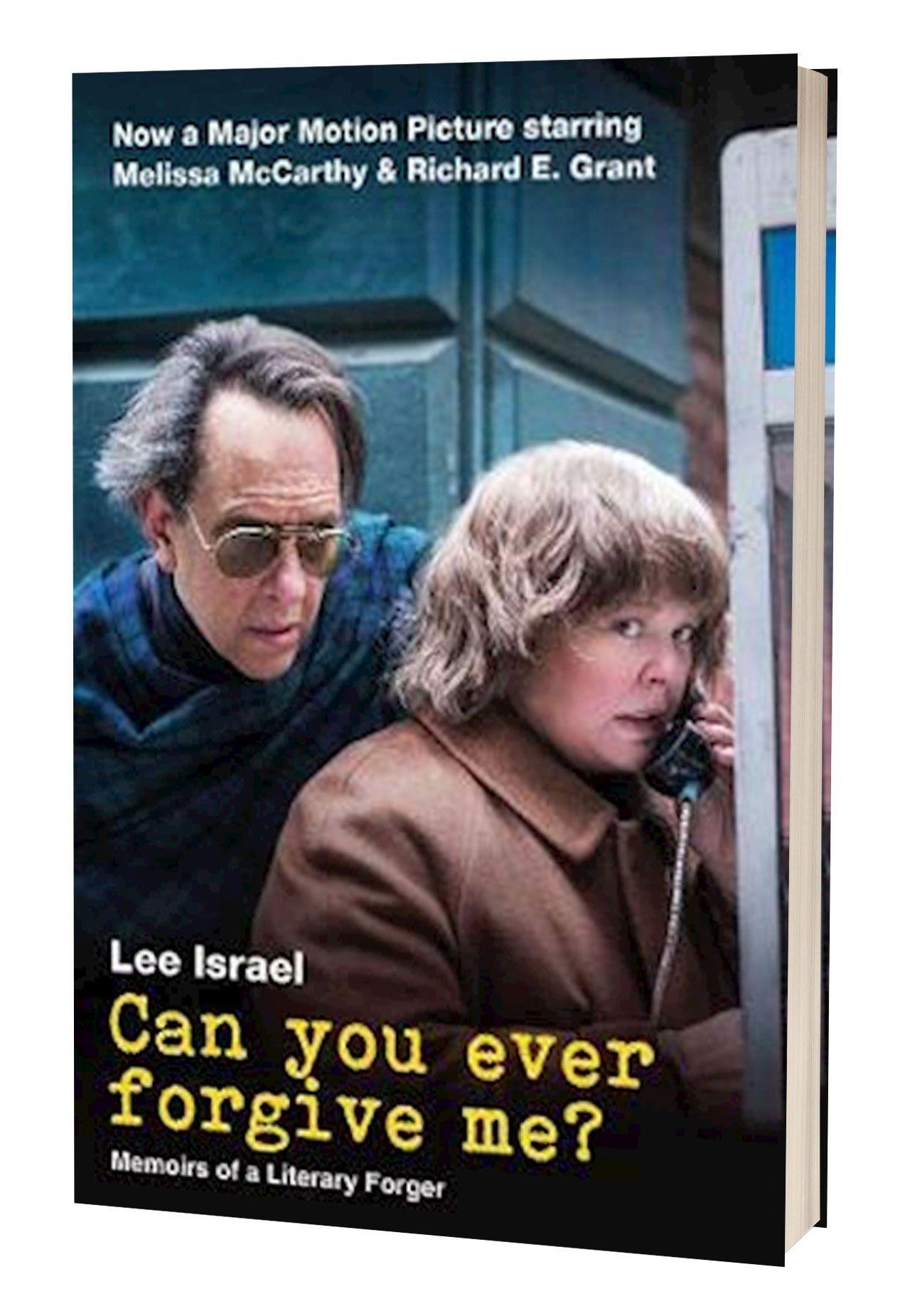 'Can you ever forgive me' af Lee Israel