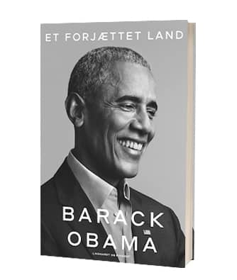 'Et forjættet land' af Barack Obama