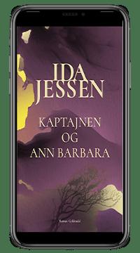 E-bogen 'Kaptajnen og Ann Barbara' af Ida Jessen