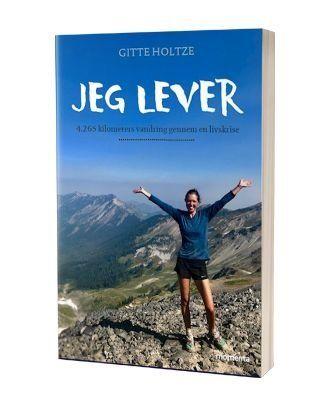 'Jeg lever' Gitte Holtze
