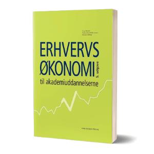 'Erhvervsøkonomi til akademiuddannelserne' af Lone Hansen, Morten Dalbøge & Torben Rosenkilde Jensen