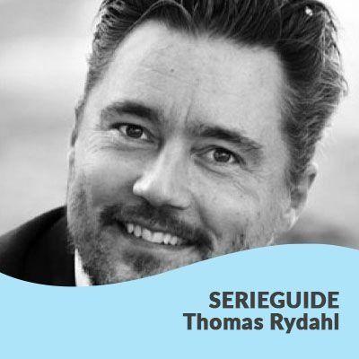 Serieguide til Thomas Rydahls bøger