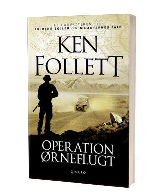 'Operation ørneflugt' af Ken Follett