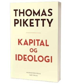 'Kapital og ideologi' af Thomas Piketty