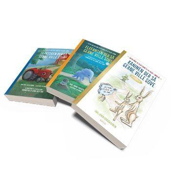 Bøger af Carl-Johan Forssén Ehrlin