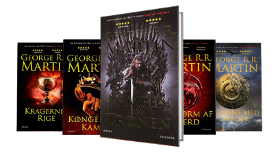 'A song of ice and fire'- serien