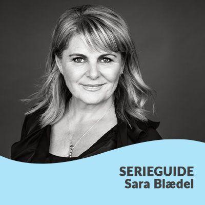 Guide til rækkefølgen på Sara Blædels bøger