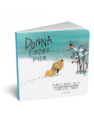 'Donna finder hjem' af Merete Pryds Helle