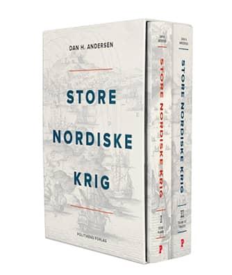Tobindsværket 'Store nordiske krig' af Dan H. Andersen