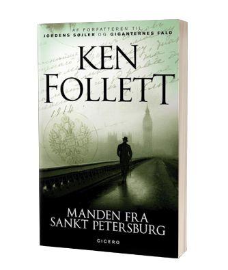Manden fra Sankt Petersburg af Ken Follett