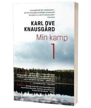 'Min kamp' af Karl Ove Knausgård