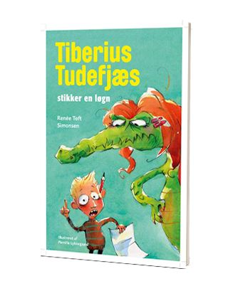 'Tiberius tudefjæs stikker en løgn' af Renée Toft Simonsen