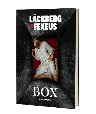 Camilla Läckberg og Henrik Fexeus' bog 'BOX'