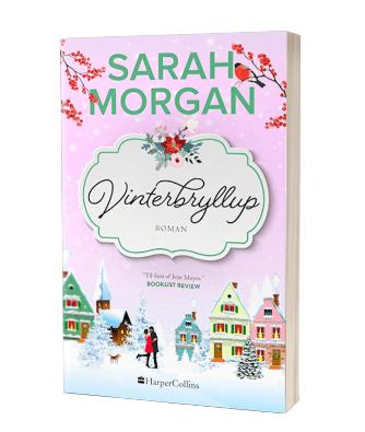 'Vinterbryllup' af Sarah Morgan - fin julebogen hos Saxo
