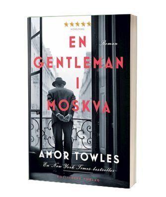 'En gentleman i Moskva' af Amor Towles
