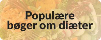 Populære bøger om diæter