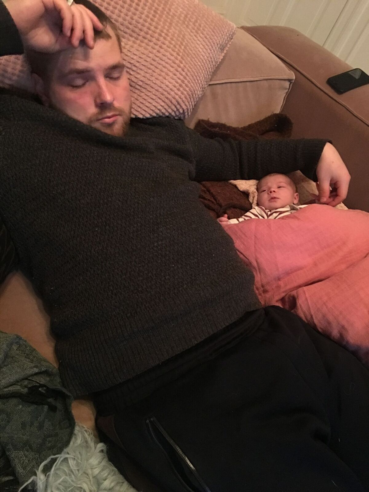 Joachim Ingversen - fotografi fra 'Fårking gravid'