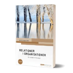 'Relationer i organisationer' af Gitte Haslebo
