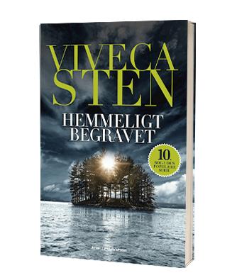 'Hemmeligt begravet' af Viveca Sten