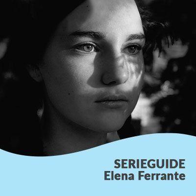 Rækkefølgen på Elena Ferrantes bøger