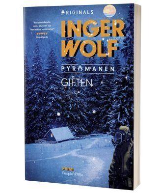 'Pyromanen Giften' af Inger Wolf