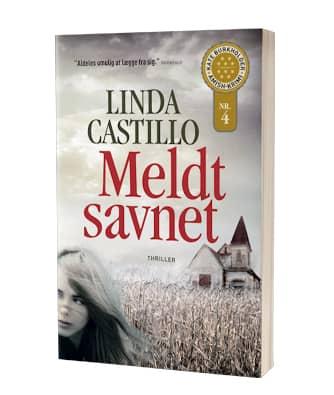 'Meldt savnet' af Linda Castillo