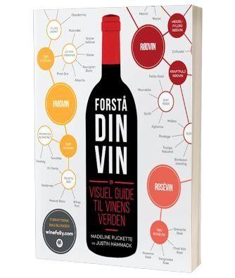 'Forstå din vin' af Madeline Puckette og Justin Hammack