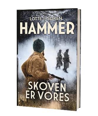 'Skoven er vores' af Lotte og Søren Hammer - 6. bog i serien