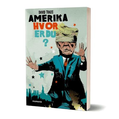 Bogen 'Amerika, hvor er du?'