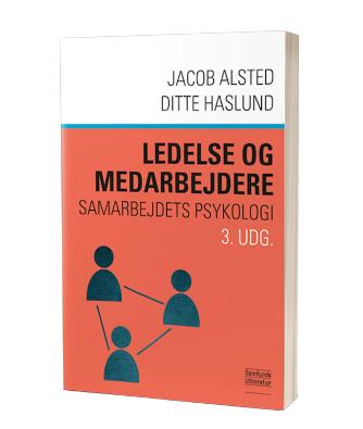 'Ledelse og medarbejdere' af Jacob Alsted og Ditte Haslund - Businessfavorit hos Saxo