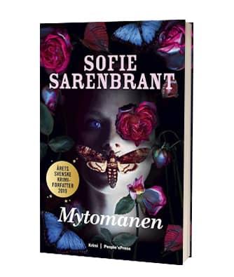 Sofie Sarenbrants bog 'Mytomanen' (2020)