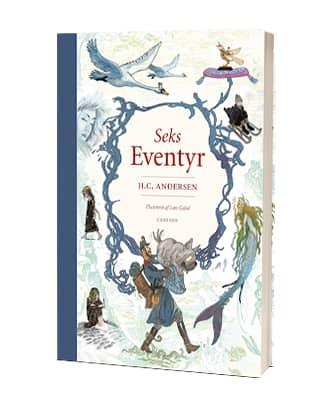 'Seks eventyr' af H.C Andersen