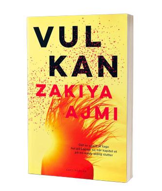 'Vulkan' af Zakiya Ajmi - find bogen hos Saxo
