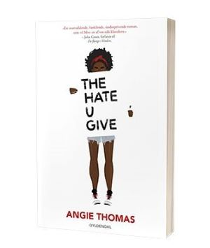 The hate u give' af Angie Thomas