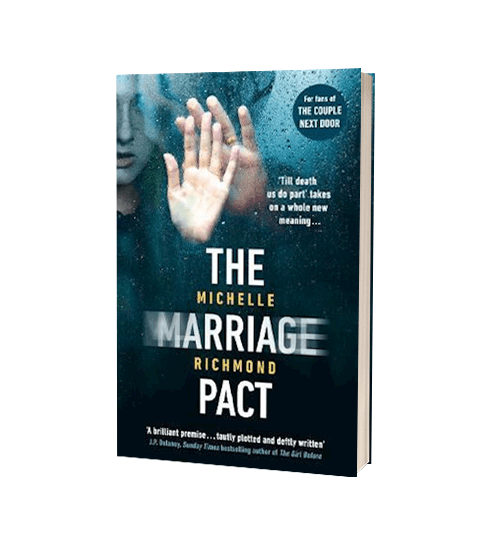 'The Marriage Pact' af Michelle Richmond