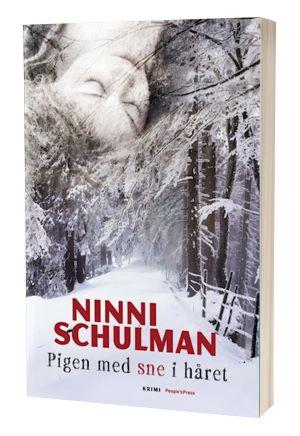 'Pigen med sne i håret' af Ninni Schulman