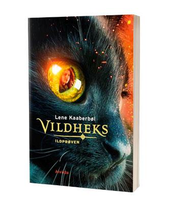 'Vildheks - Ildprøven' - find alle Vildheks-bøgerne hos Saxo