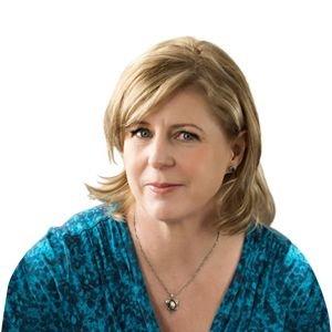 Liane Moriaty som månedens forfatter
