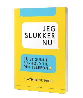 'Jeg slukker nu' af Catherine Price