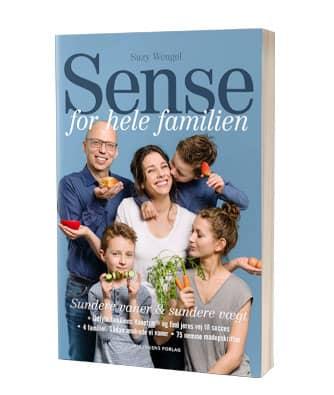 Bogen 'Sense for hele familien'