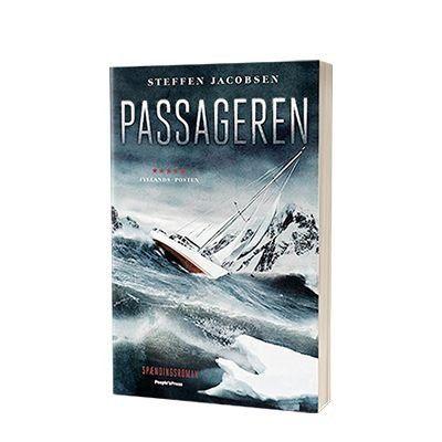 'Passageren' af Steffen Jacobsen