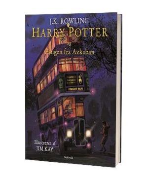 'Harry Potter og Fangen fra Azkaban' af J.K Rowling