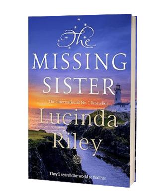 'The missing sister' af Lucinda Riley