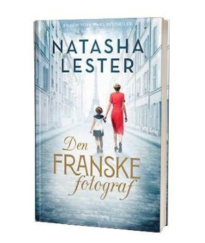 Natasha Lesters bog 'Den franske fotograf'