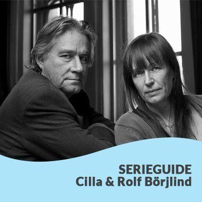 Serieguide til Cilla og Rolf Börjlinds bøger