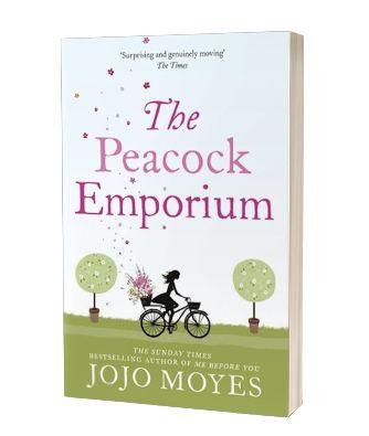 'The peacock emporium' af Jojo Moyes
