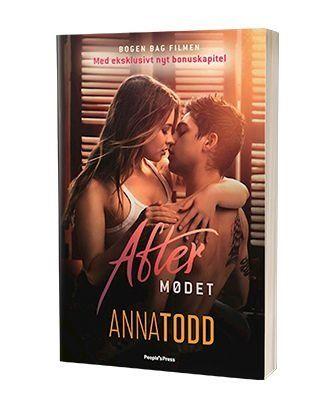 Bogen 'Mødet' i After-serien af Anna Todd