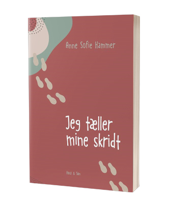 'Jeg tæller mine skridt' af Anne Sofie Hammer